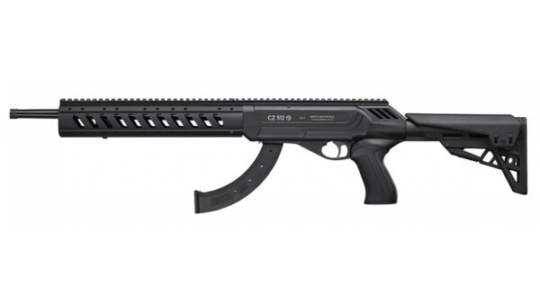 CZ Halbautomat 512 Tactical .22 LR | Waffen Glauser AG