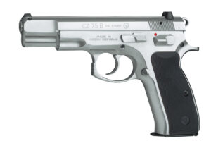 CZ Pistole CZ75 B Stainless 9 mm Luger   Waffen Glauser AG