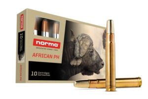 Norma African PH .416 Rem. Mag. Solid 25