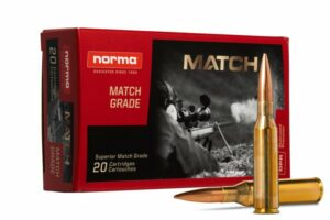 Norma Match Line .338 Norma Mag. Match King 19
