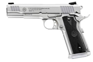 Taurus Pistole PT 1911 Stainless .45 ACP | Waffen Glauser AG